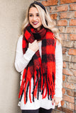 Blanket Scarf accessories Vibe Clothing Company