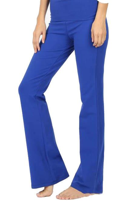 Classic Straights - Royal (Solid) Bottoms SP-633S