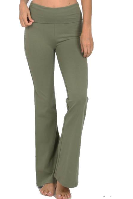 Classic Straights - Willow (Solid) Bottoms SP-633S