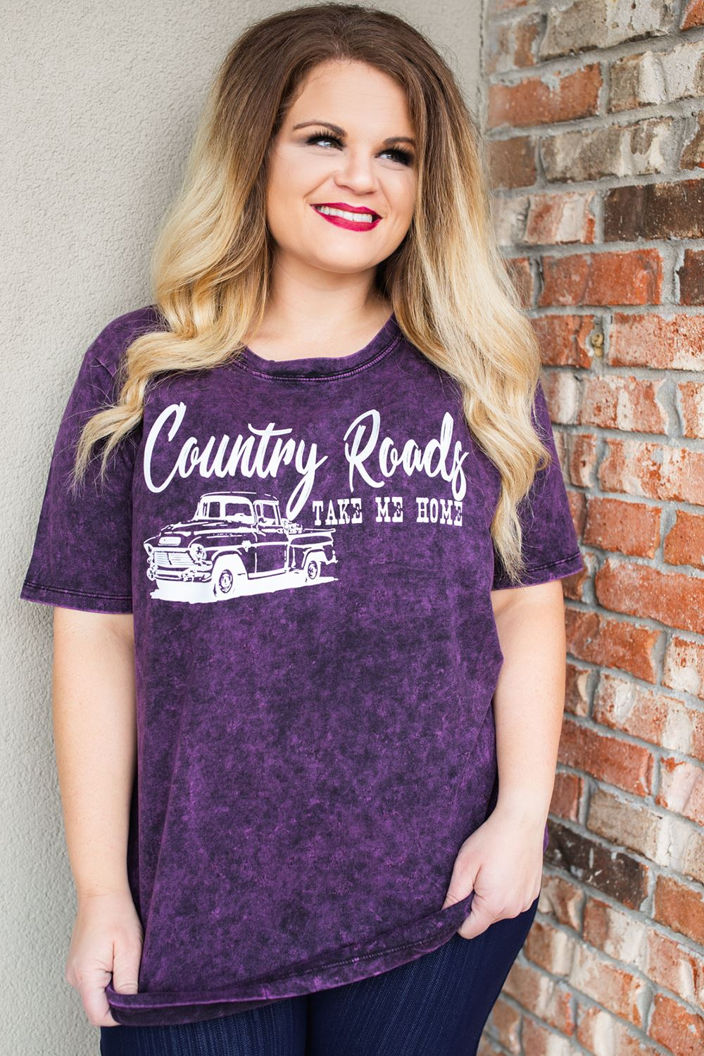Country Roads Band Tee rock band collection Mark