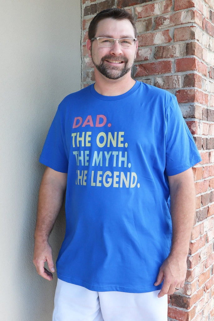 DAD. The Legend Graphic Tee