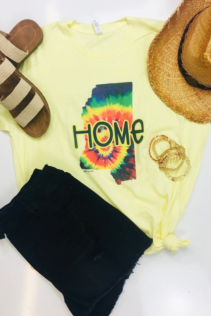 Missi-Hippie Graphic Tee