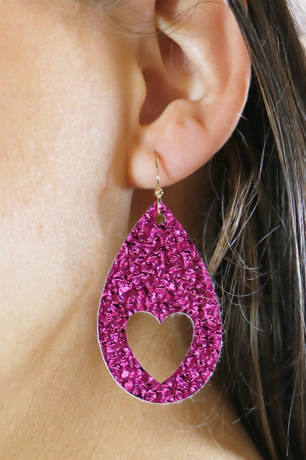 My Hole Heart Earrings