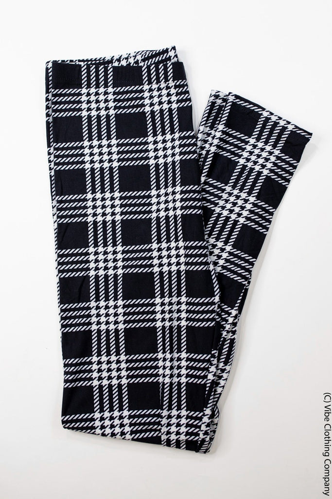 Mad about Plaid Leggings