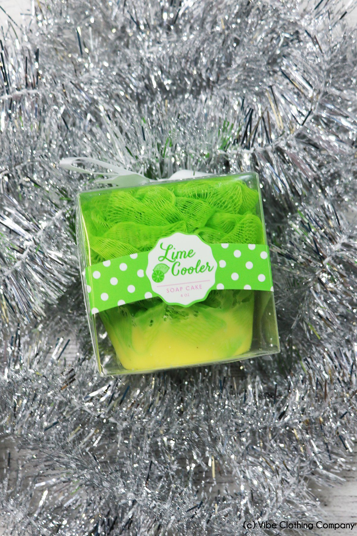 Soap Cakes - Lime Cooler door buster MYS