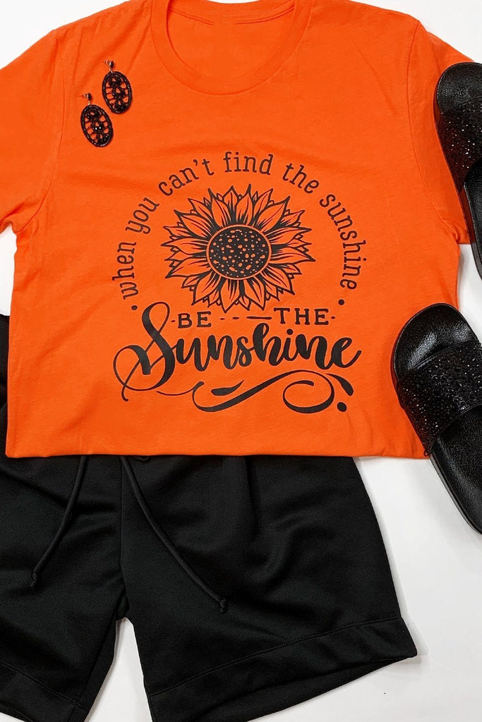 Be the Sunshine Graphic Tee