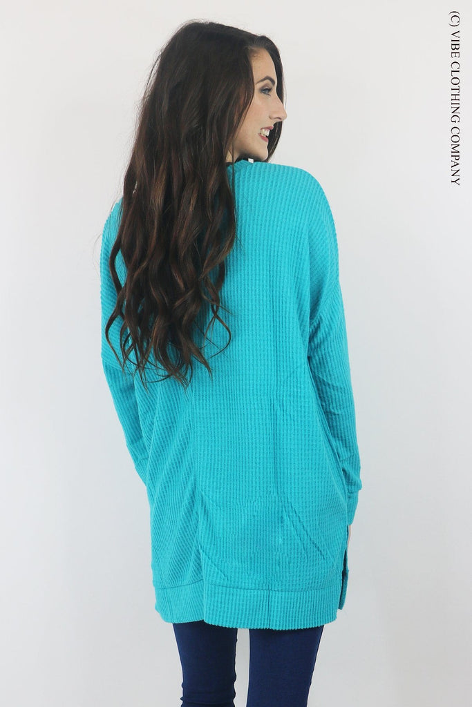 THELMA Thermal - Turquoise
