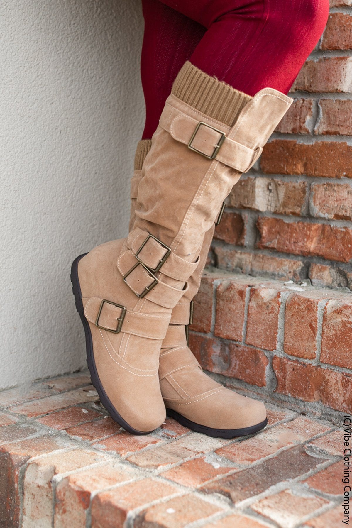 Walkabout Boots - Taupe Shoes and Purses verona