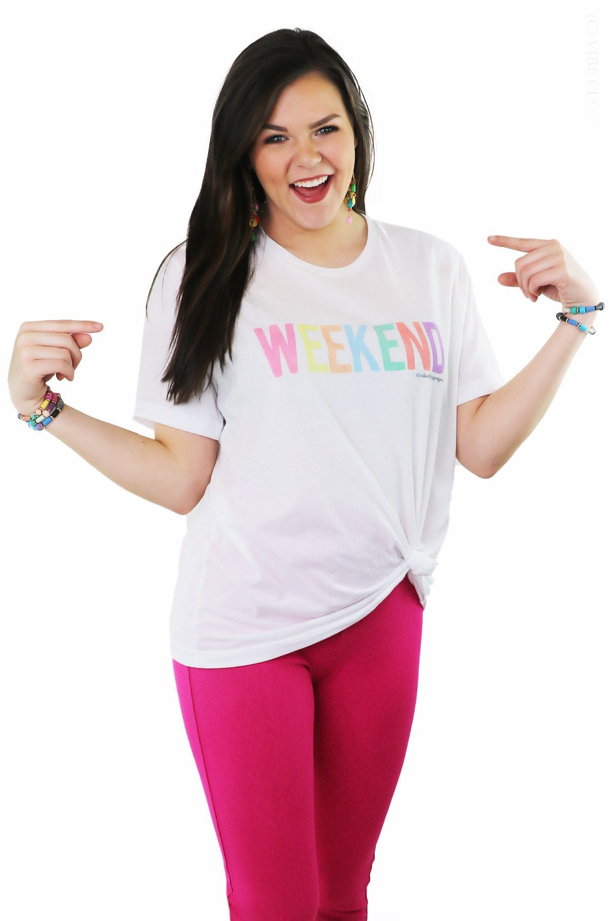 Weekend Graphic Tee graphic tees Mark tee
