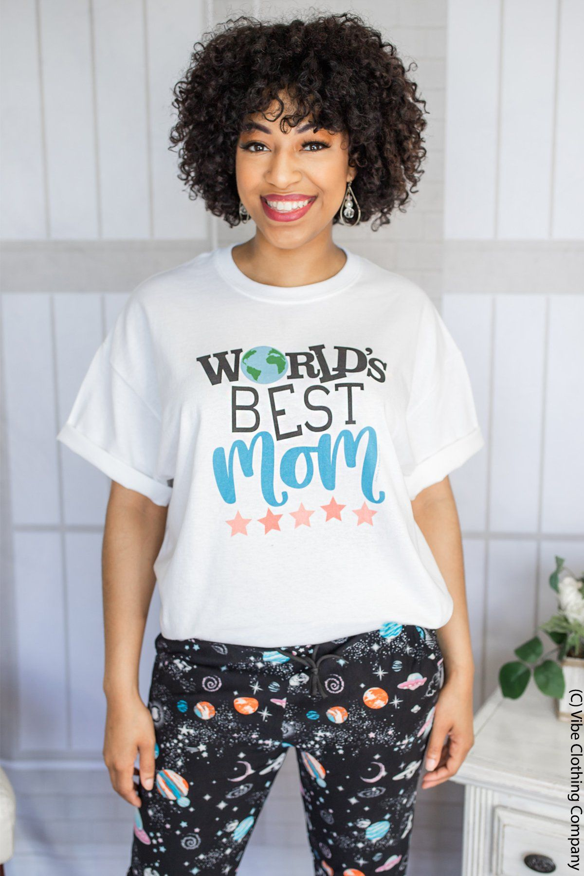 World's Best Mom Lounge Combo Deal BASICS Basic