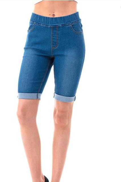 Caspian Bermuda Shorts Bottoms some