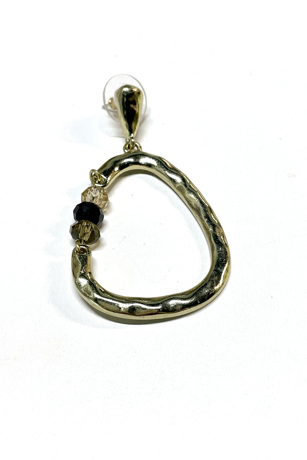 Reptile Leatherette Earrings