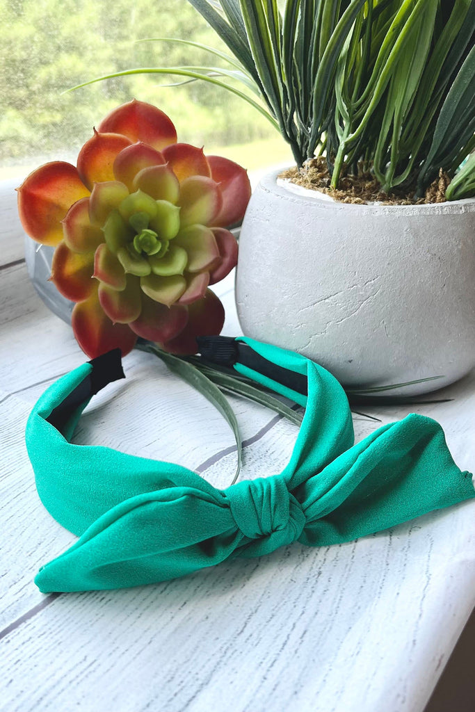 HAMPTON Shorts - Green Bottoms bella_berry