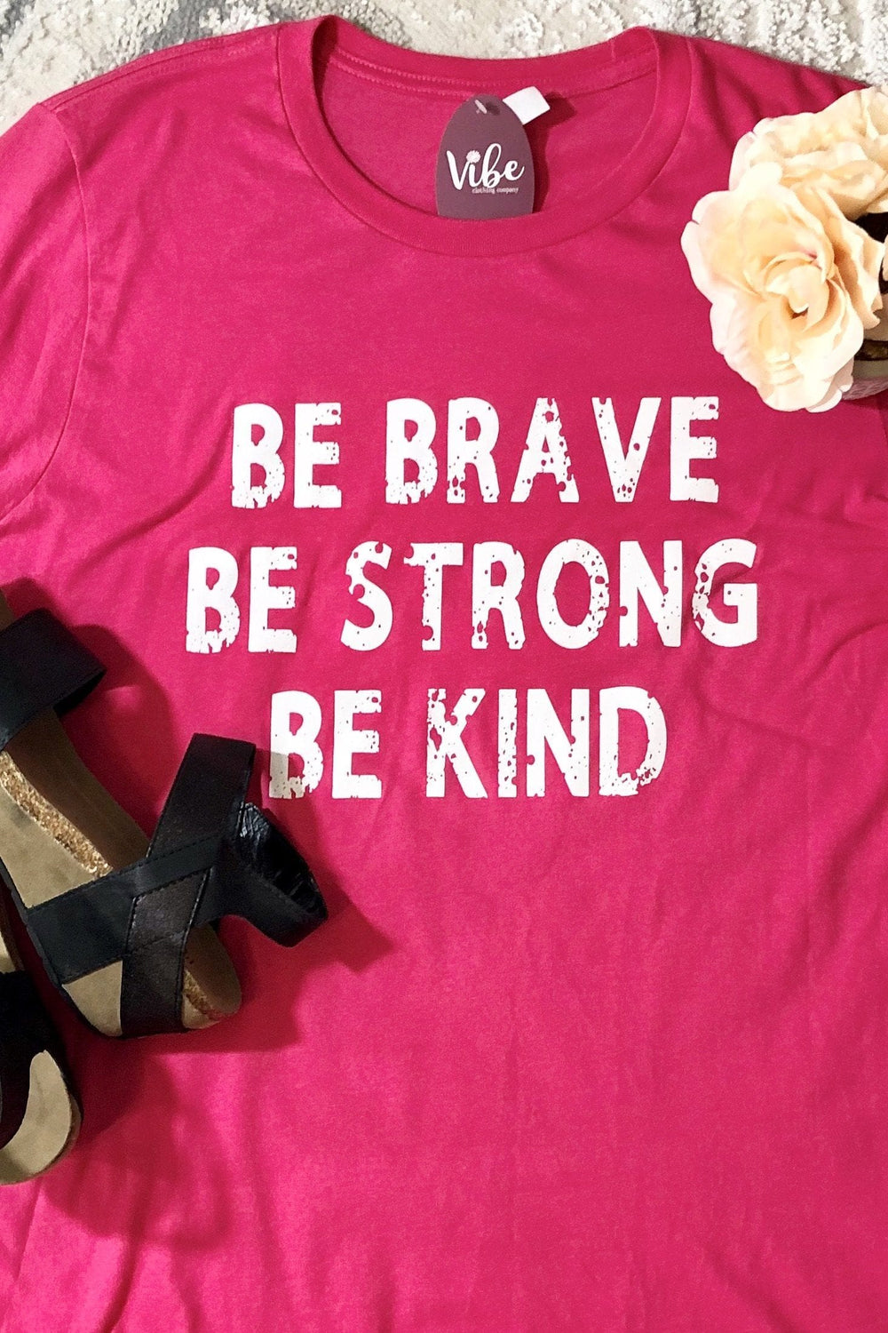 Be Strong Graphic Tee