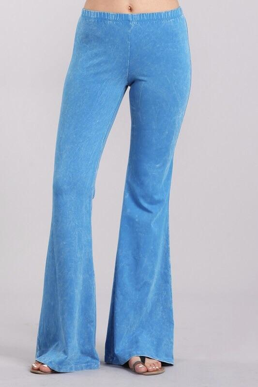 All American Flares - Bahama Blue