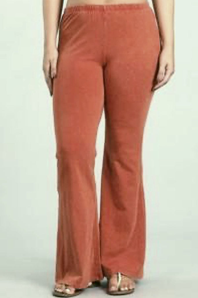 All American Flares - Coppery Bottoms RUSTY