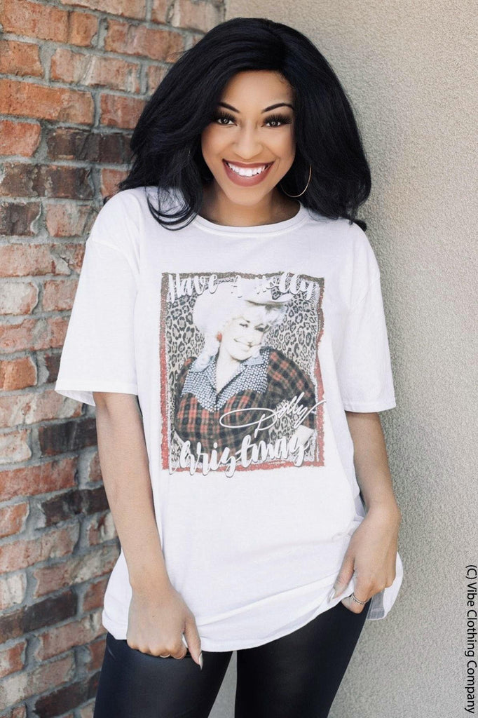 Holly Dolly Graphic Tee graphic tees Mark tee