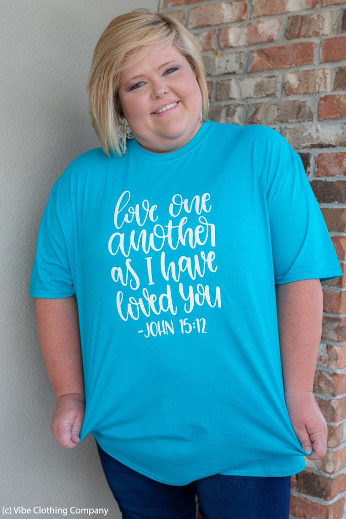 Love One Another Graphic Tee