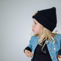 TUQUE NOIR MIX & MATCH