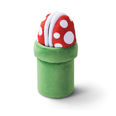 Nintendo Super Mario Piranha Plant Slippers - LINA DEALS