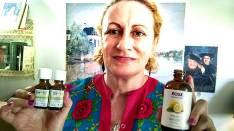Essential Oils And Blends As Well As Clothes And Beauty Products