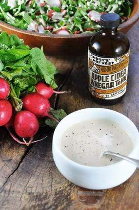 Original Fire Cider - Unsweetened Apple Cider Vinegar Root Infusion