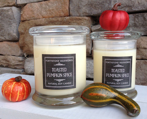 Toasted Pumpkin Spice Jar