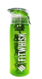 A FitWHISK Turbine Technology Bottle