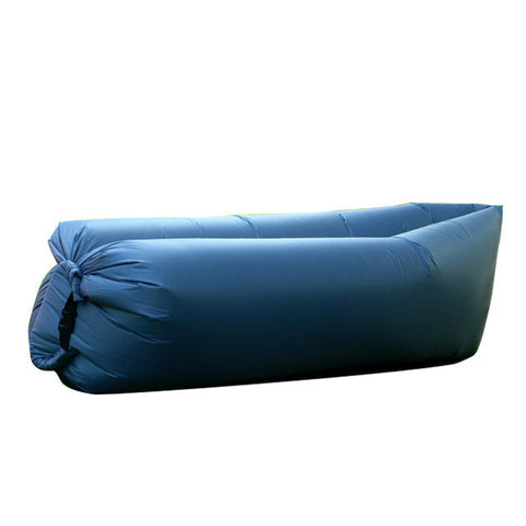 Easy and Compact Emergency Air Bed