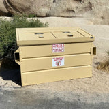 BearSaver 3-yard, Front Load, Bear-Resistant, Pitch-Top Dumpsters