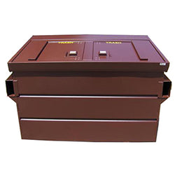 Heavy Duty Pitch Top Dumpsters