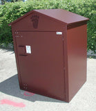 BearSaver Bearier™ - Residential Double Trash Can Enclosure  - RCE230G