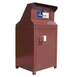 BearSaver - CE Series Single Trash Enclosure, ADA Compliant  - CE132-CH