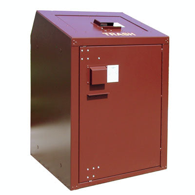 BearSaver Bearier™ - Residential Single Trash Can Enclosure - RCE132F