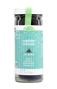 Carbon Activado Super Powder
