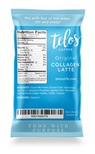 Collagen Coffee Latte - Original (8 packets)