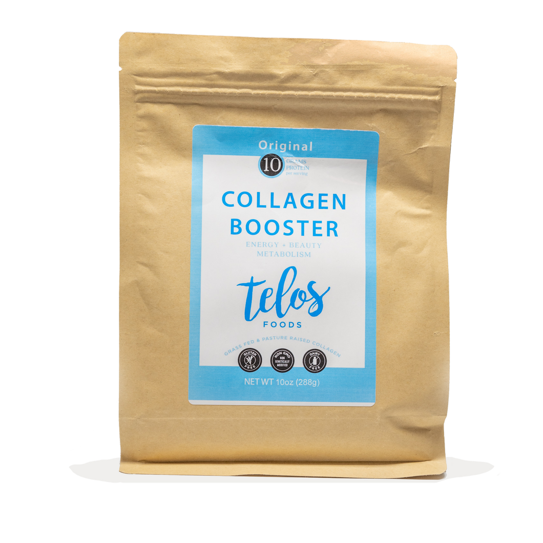 Collagen Booster - Original (12 Servings Bulk)