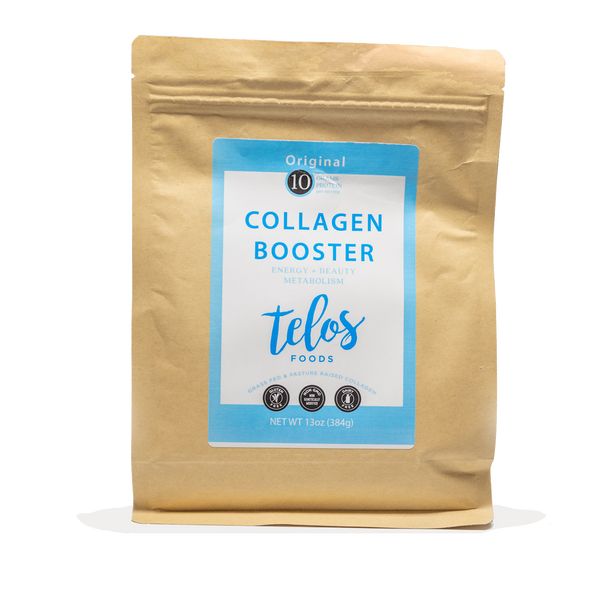 Collagen Booster - Original (16 Servings Bulk)