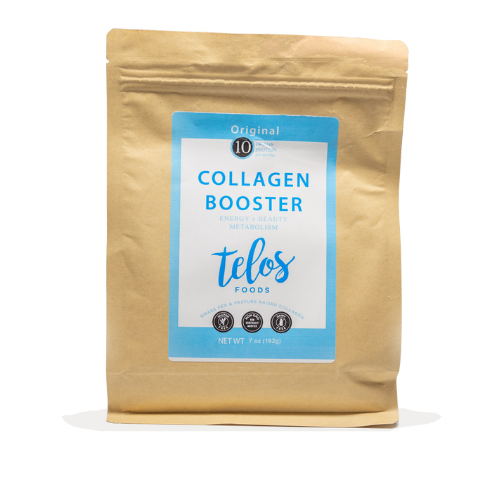 Collagen Booster - Original (8 Servings Bulk)