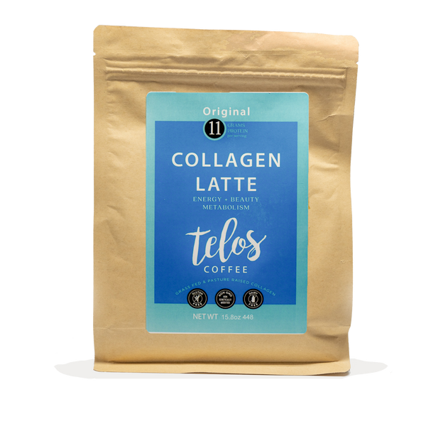 Original Collagen Coffee Latte - Bulk