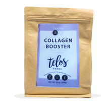 Collagen Booster - Vanilla (12 Servings Bulk)