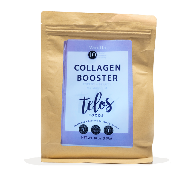 Vanilla Collagen Booster - Bulk