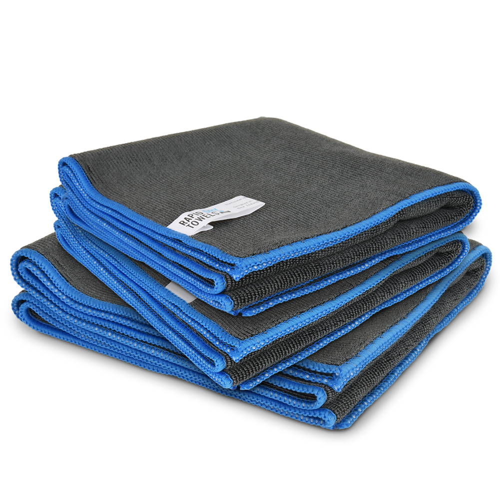 NEW! The Finisher (15.5 x 27.5in) 3-pack - Rapid Dry Towels