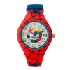 Spider Silicone Preschool Watch - Spiderman -  Toddler & Kids Time Teaching watch - preschool collection