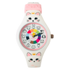 Kitty Silicone Preschool Watch - Toddler & Kids Time Teaching Watch - Preschool Collection