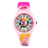 Mermaid Silicone Preschool Watch - Toddler & Kids Time Teaching Watch - Preschool Collection