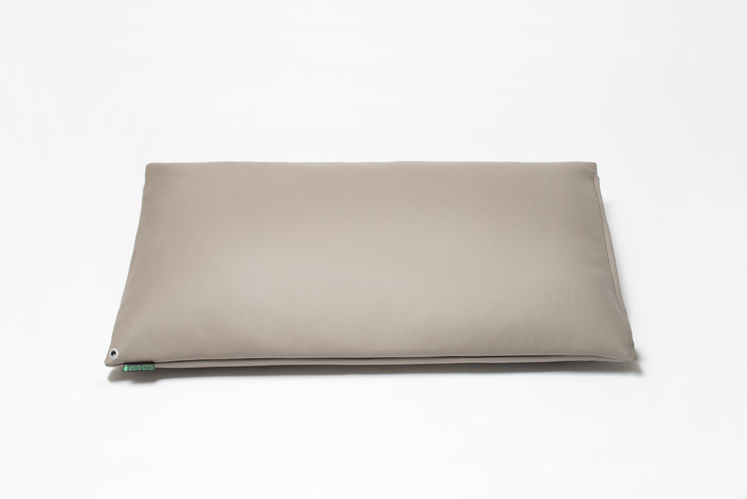 Stone Grey Pillow Cover