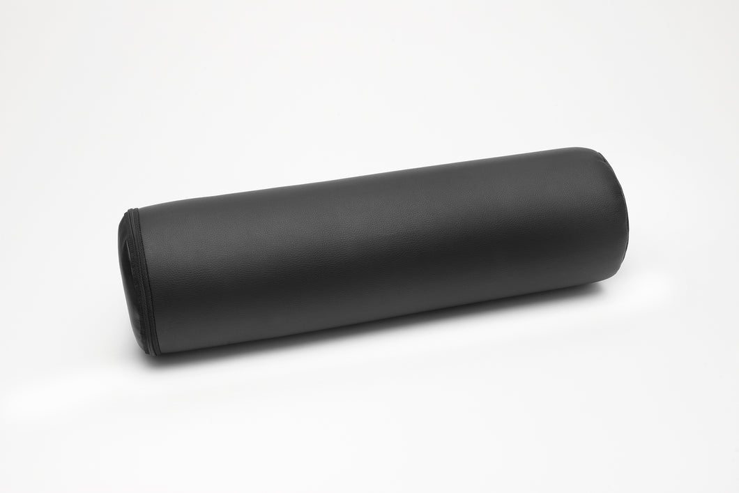 Classic Black Bolster Cover with Insert