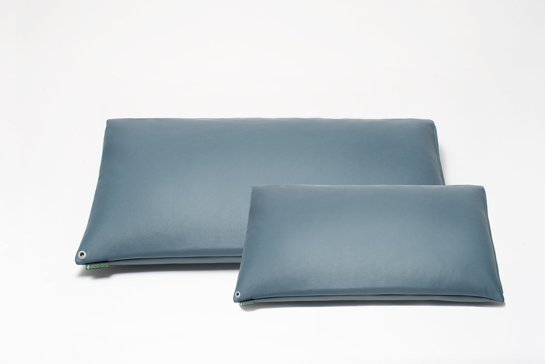 NEW!!! Harbor Blue MINI Pillow Cover with Insert
