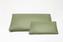 NEW!!! Sage Green MINI Pillow Cover with Insert